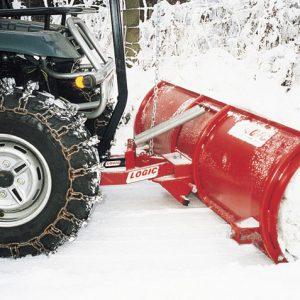 Sneeuwschuif quad